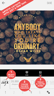 Word Swag - Cool fonts, quotes- screenshot thumbnail