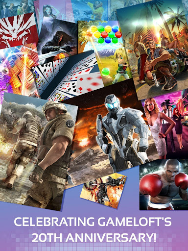 Gameloft Classics: 20 Years screenshot 17