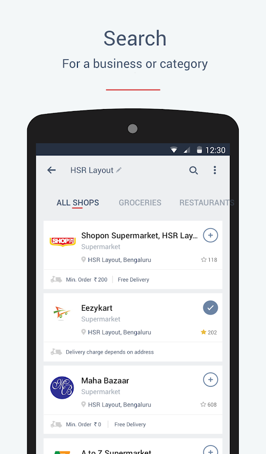 Goodbox - Mega App- screenshot