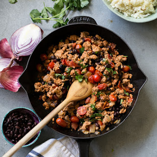 20 Minute Mexican Skillet Chicken