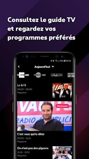 Proximus TV Capture d'écran
