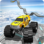 3D Grand Monster Truck Stunts Driver Icon