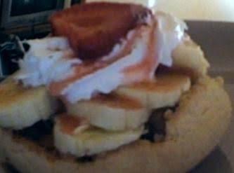 Simple & Easy Breakfast Or Dessert.