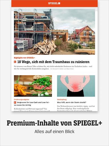 DER SPIEGEL - Nachrichten 4.1.2 screenshots 11