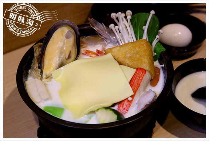 茉荳獨享鍋北海道牛奶海鮮鍋4