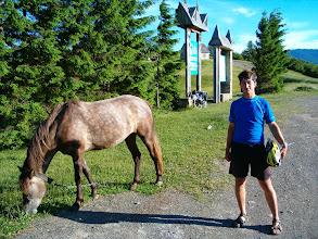 Photo: Vjíždíme do národního parku Siněvir
