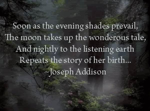 Understanding The Moon.  Part Recipe 1
