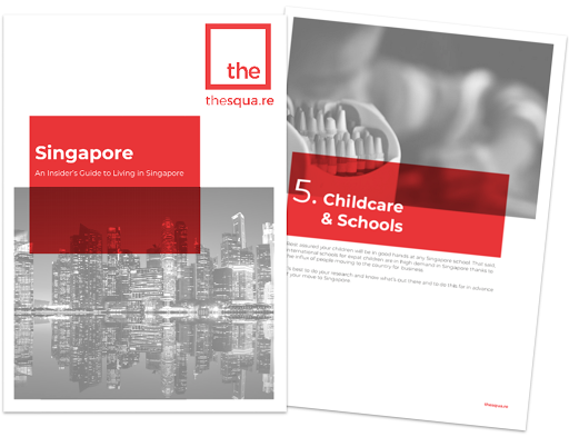 Singapore Relocation Guide - Children and School
