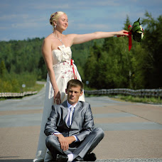 Wedding photographer Vladimir Kr (volniyveter). Photo of 10.09.2016