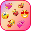 Gif Chat Stikers icon