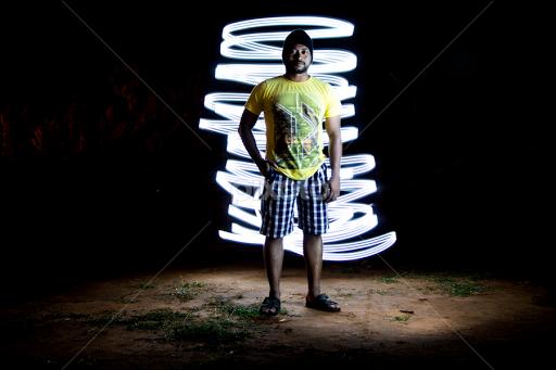 Light Painting By Vasanth Shanmugam