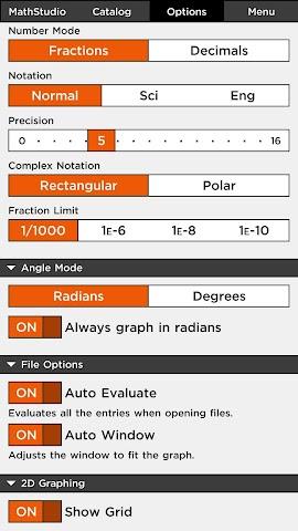 android MathStudio Express Screenshot 3