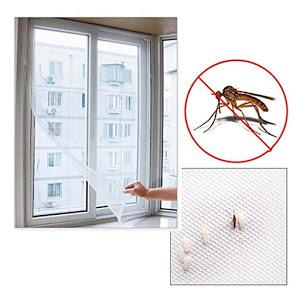 Set 10 plase impotriva insectelor pentru fereastra 130 x 150 cm