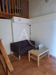Appartement meublé 3 pièces 40,86 m2