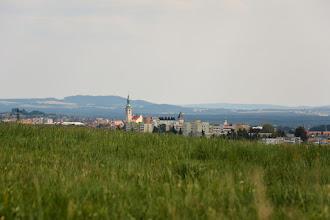 Photo: Widok na miasto z góry.