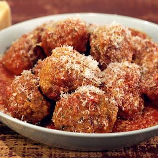 MARIO BATALI Mario'S Meatballs Recipe