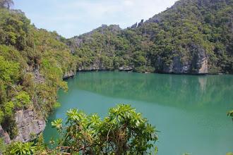 Photo: Ang Thong Emerald Lake