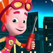 Game Fixie Town Games for Toddlers. Kids Learning Games APK for Windows Phone
