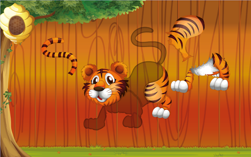 Puzzles for kids Zoo Animals  screenshots 5