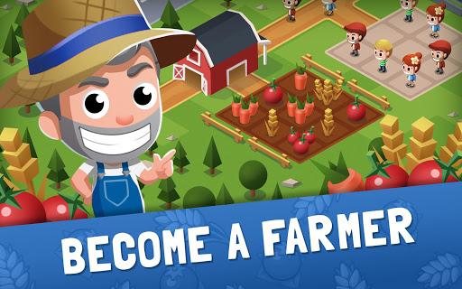 Idle Farm Tycoon - Merge Simulator 0.8 screenshots 8