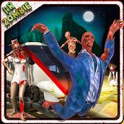 Zombie War vs. Train : AR Game