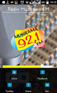 Rádio Musirama- screenshot thumbnail