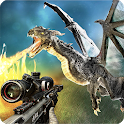 Dragon Hunter 2019 - Real Dragon Games For Free icon