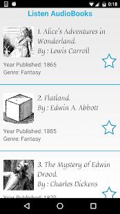 Listen AudioBooks Free - Classic AudioBooks