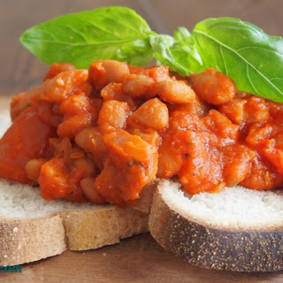 Easy, Healthy, Home-Made Baked Beans