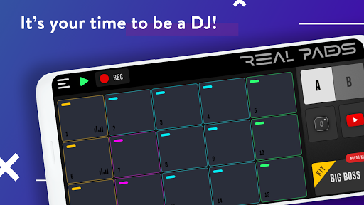 REAL PADS: Become a DJ of Drum Pads screenshot 5