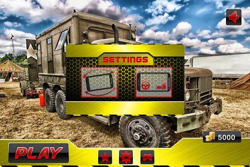 玩動作App|陸軍戰場運輸3D免費|APP試玩