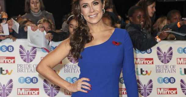 Kym Marsh says daughter has 'already changed' since giving birth