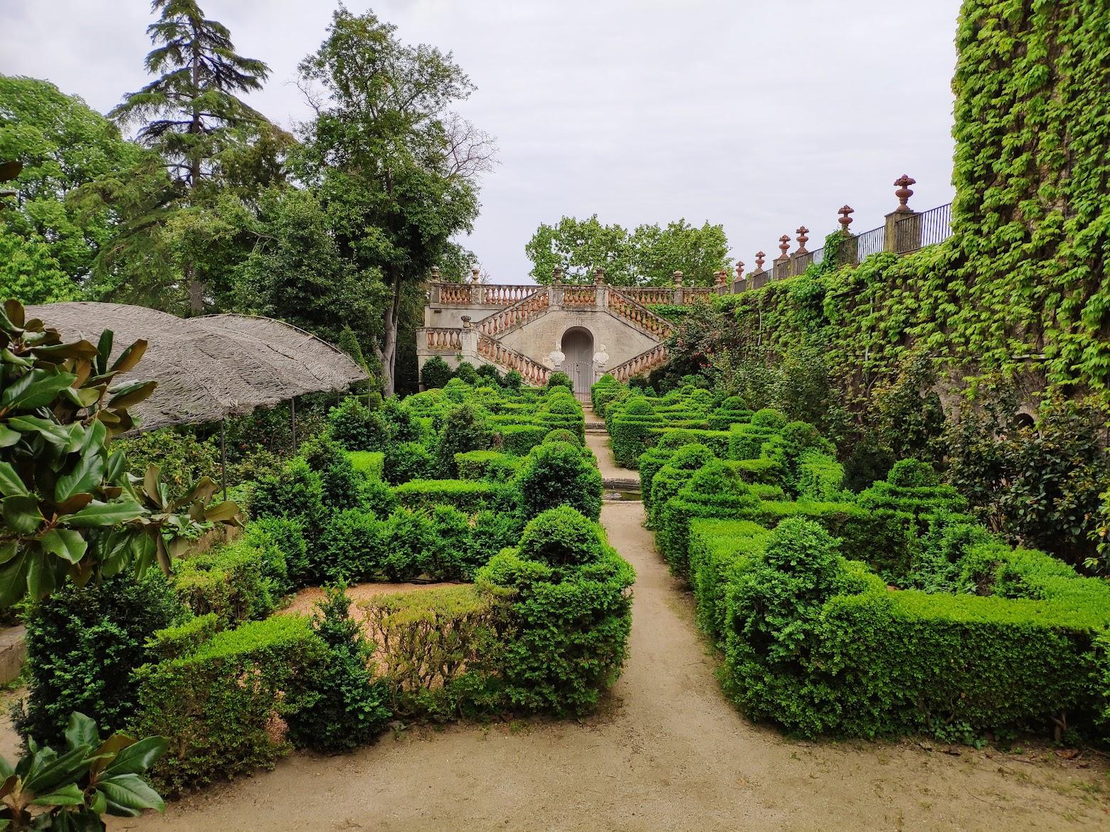 Jardin del Laberinto