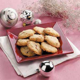 Brazil Nut Cookies.