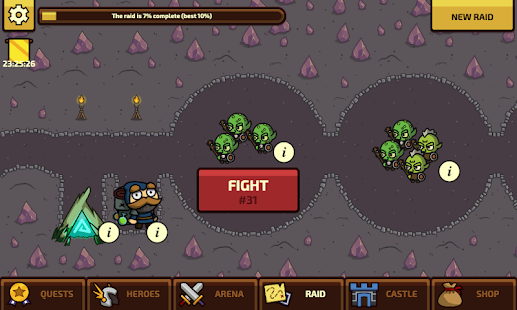 Raid Heroes: Total War for PC-Windows 7,8,10 and Mac apk screenshot 4