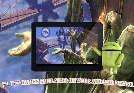 emulator for psp screenshot 6