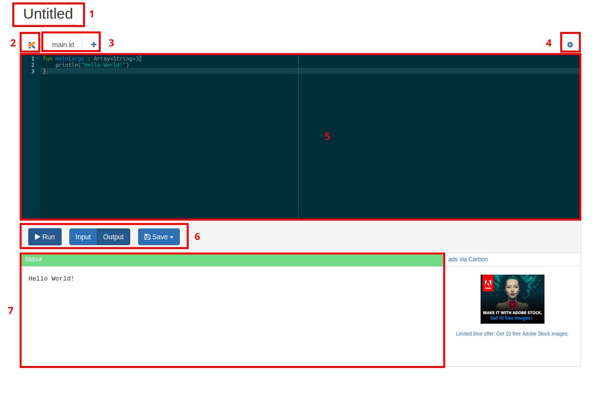 code editor glot.io