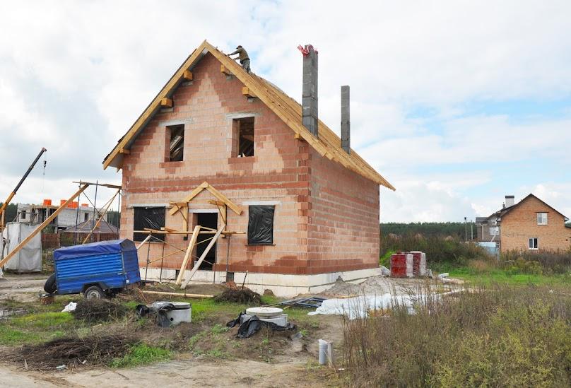 Budowa domu z poddaszem