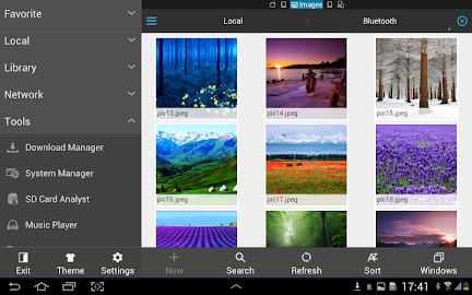 ES File Explorer File Manager Screenshot 1