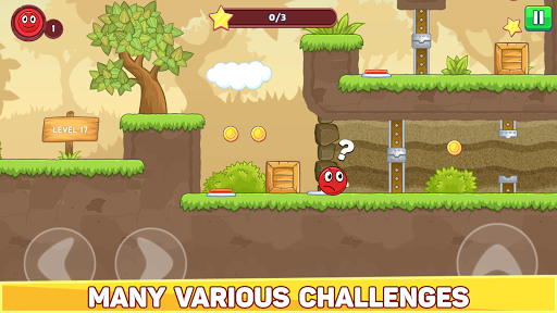 Bounce Ball 5 - Jump Ball Hero Adventure apktram screenshots 4