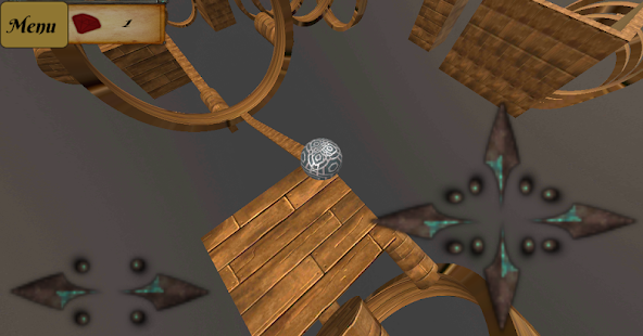 The Ball Reach Screenshot