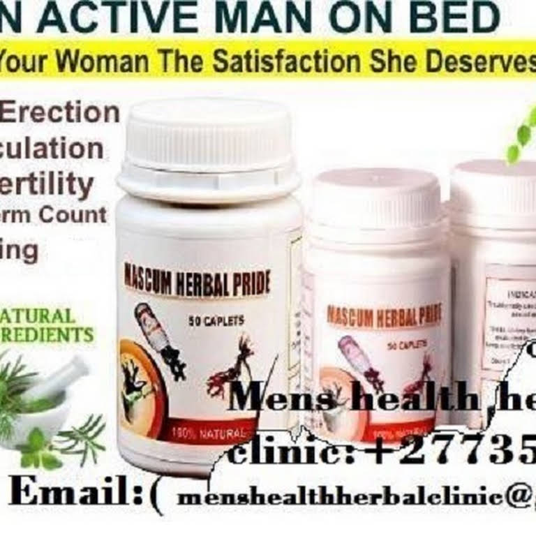 Mens Health Herbal Clinic - Herbalist in Parkmore Sandton