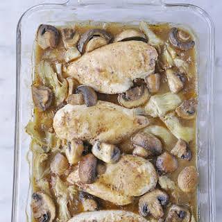 Baked Chicken Breasts Artichoke Hearts Recipes.