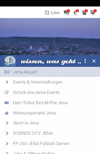 Dein Jena- screenshot thumbnail