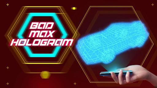 Bad Max Hologram