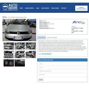 Auto Shopping Imigrantes - náhled