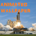 Space shuttle take off LWP icon