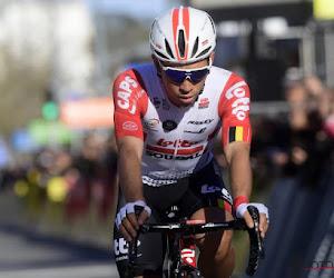 Lotto Soudal zonder sprinter naar laatste twee etappes Parijs-Nice, ook Groenewegen geeft op