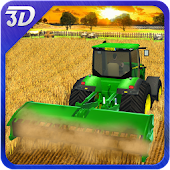 Harvesting Farm Simulator 2017