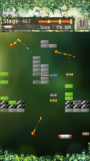 Bricks Breaker King screenshot 2